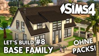 Die Sims 4 Haus bauen ohne Packs | Base Family #8: Badezimmer (deutsch)