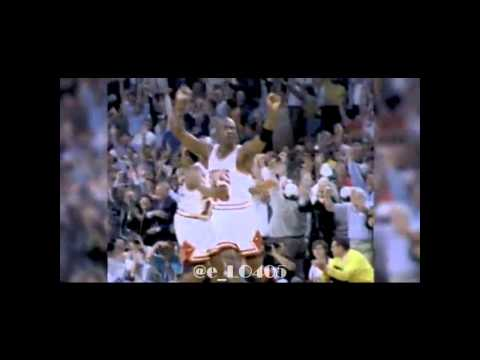 No Diggity - Blackstreet ft. Dr. Dre [Michael Jordan's Best Highlights] *HD*