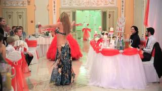 Танец на свадьбе у Любимой подруги... Васильева Екатерина..