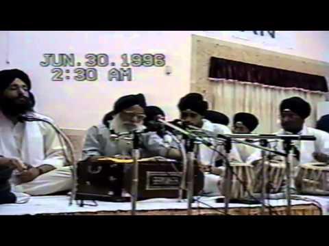 Bhai Mehar Singh Jee - Toronto Samagam June 1996
