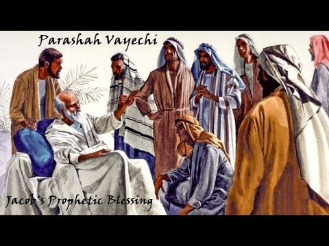 #12 - Torah Parashah Vayechi - Symbols Of The 12 Tribes Reveal Their Migration Path!