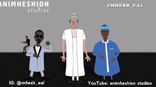 Mr spells spelling buhari cartoon video