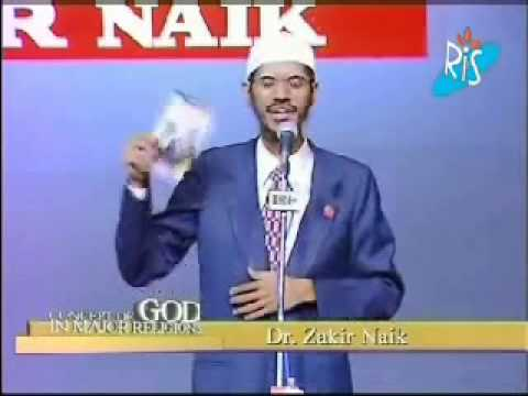 Bangla: Dr. Zakir Naik's Lecture - The Concept of God in Major Religions (Full )