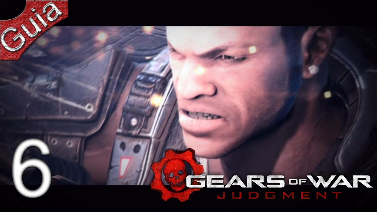 Gears Of War Judgment Parte 6 Espaol YouTube