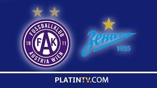 Video Gol Pertandingan Austria Wien vs Zenit Petersburg