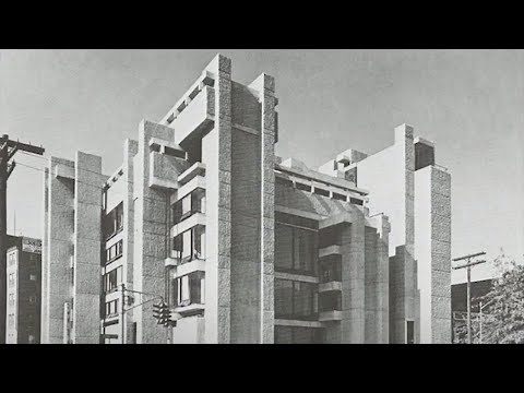 The Life and Death and Life of a Great American Building