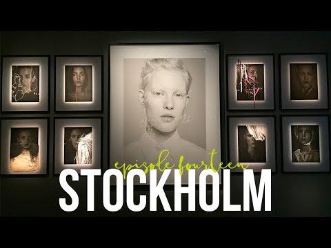 2017 Travel Vlog  Stockholm  Episode 14