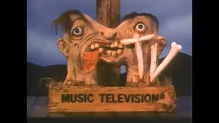 Creepy MTV Ident's and Logos Collection