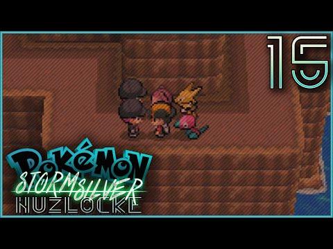 Pokemon :: Storm Silver Nuzlocke :: EP15 - Cliff-side Trouble