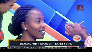 TAKE NOTE: Safety Tips while dealing with make up