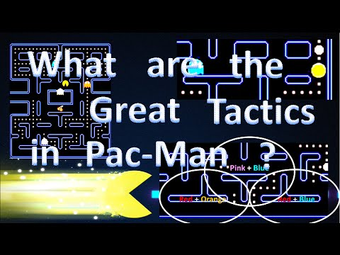 What Are The Great Tactics In Pac-Man? [OverAnalyse #4]