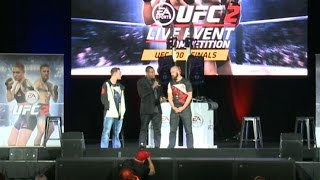 UFC Fan Expo: EA SPORTS UFC 2 Live Event Competition Finals