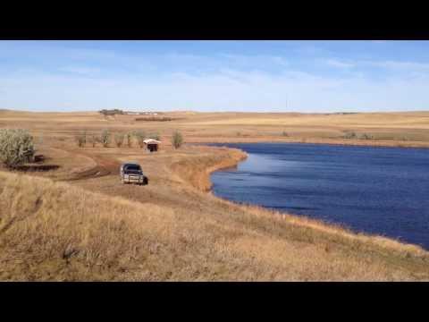 Arnegard Dam