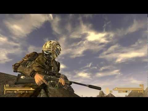 FalloutNV охота за оружием №2 Тот самый