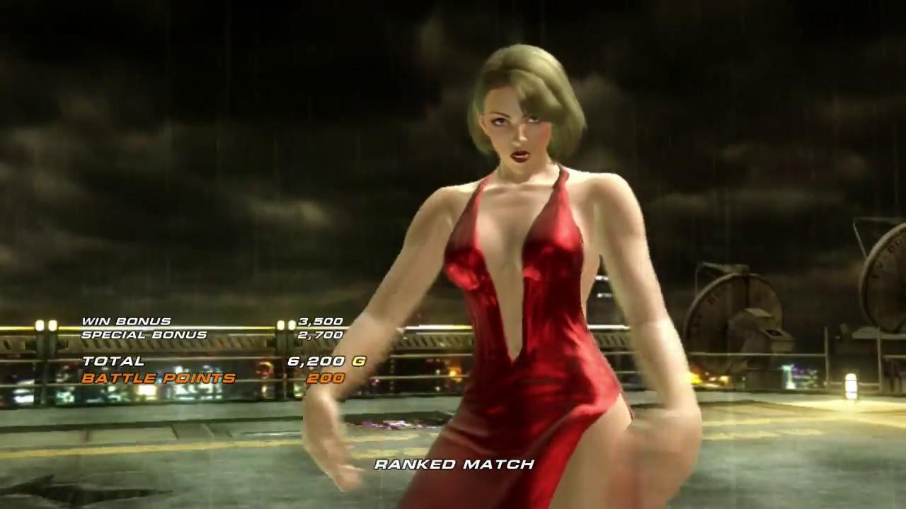 108 Tekken 6 Coouge Anna Williams Vs Delta Six Two King Youtube