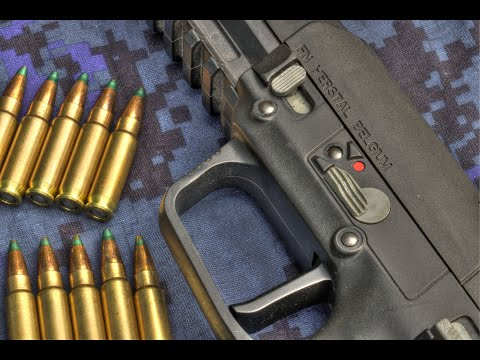 Can You Make Your FN Five-seveN Better? $100 Mod