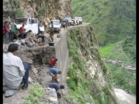 KALIKOT ROAD | DANGER ROAD IN THE WHOLE NEPAL