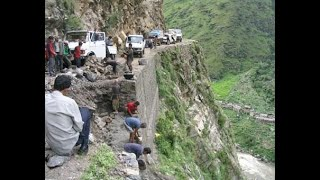 KALIKOT ROAD | DANGER ROAD IN NEPAL