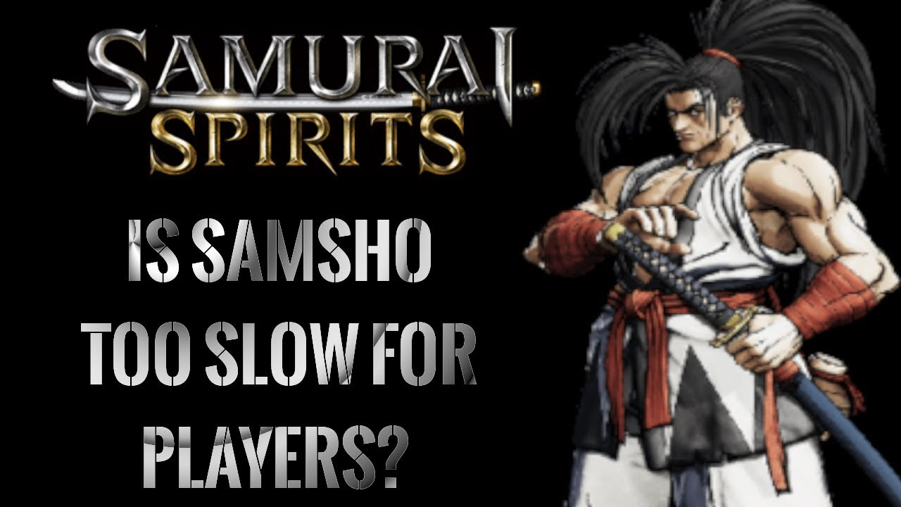 Samurai Shodown 2019 Too Slow  Unique Style to Fighting Genre