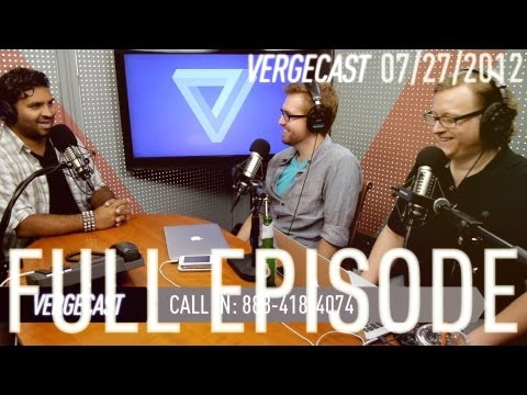 The Vergecast 040: Get some Fiber in your diet
