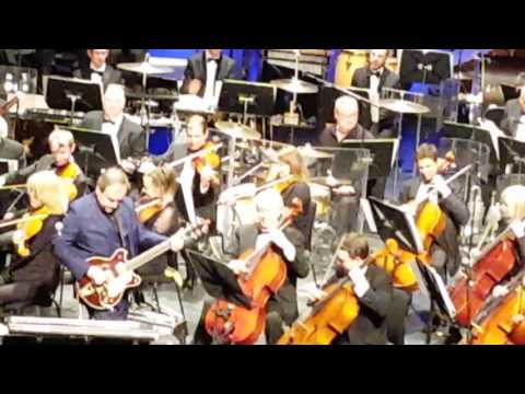 David Arnold with RTE Concert Orchestra 19th May 2017 at Bord Gais Theatre, Dublin