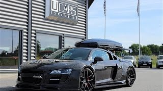 Jon Olsson's Carbon Fiber PPI Audi R8 Full HD