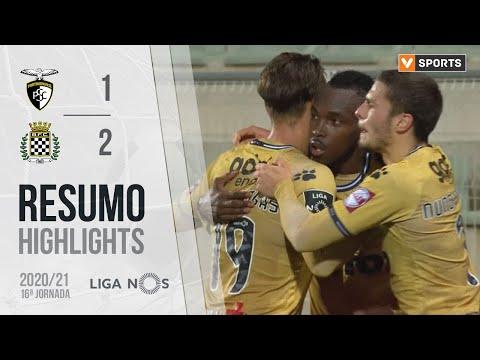 Portimonense Boavista Goals And Highlights
