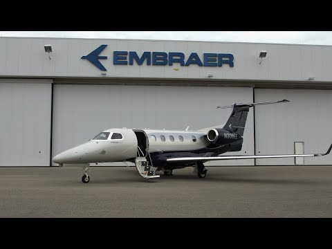 #Embraer #Phenom300E Virtual Tour