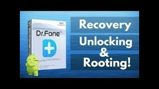 Recovery software #DRFONE  MALAYALAM review, guys
