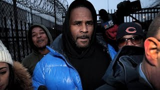 R. Kelly in Jail on Federal Sex Crimes