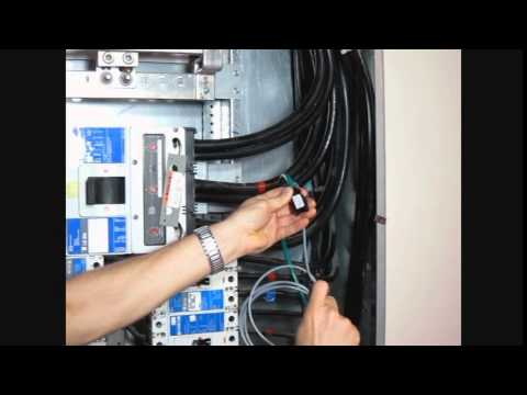 Ted Ct Connections Rogowski Coils Youtube