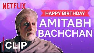 Amitabh Bachchan Birthday Special   Netflix India
