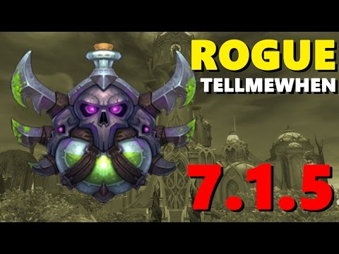 Rogue TMW Profile for Patch 7.1.5 w/Download