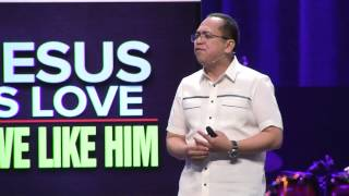 Jesus is Love: Love like Him - Bong Saquing