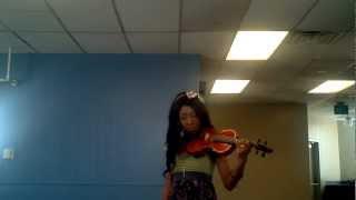 Elfen Lied: Lilium Violin Cover