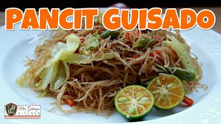 SUPER EASY, NO-FAIL PANCIT GUISADO (Mrs.Galang's Kitchen S7 Ep6)