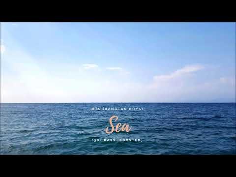 [3D+BASS BOOSTED] BTS (방탄소년단) - SEA | Min MD.