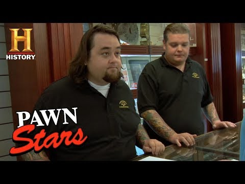 Pawn Stars: Ronald Reagan's High School Yearbook and Letter (Season 4) | History