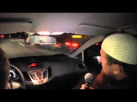 Pierre Vogel - An SadiQ, Haftbefehl und Du Maroc (Frankfurter Rapper)