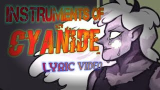 (AMV)♧《Star vs. Forces of Evil》 INSTRUMENTS OF CYANIDE {LYRIC VIDEO}♧