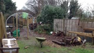 Garden transformation in pictures