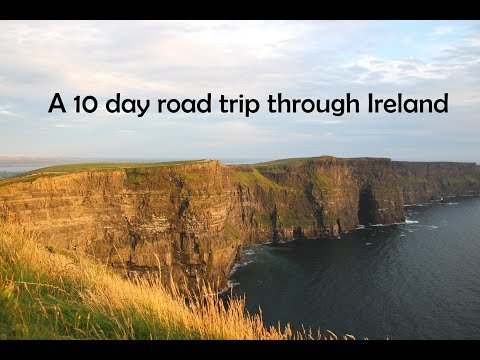 A 10-day road trip through Ireland - Visual Vibes by TravAgSta!