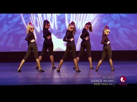 Dance Moms - Watch me by Zendaya and Bella Thorne - Audio Swap