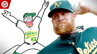 Sean Doolittle: Draw My Life