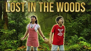 DRAMA   LOST IN THE WOODS with imoo Watch Phone Z6   CnX Adventurers