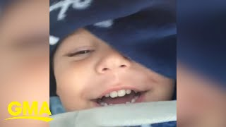 Enrique Iglesias playing peekaboo with his 2-year-old son is the cutest | GMA Digital