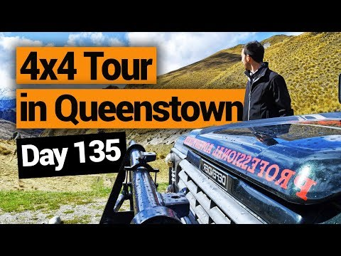 4x4 Off Roading Tour in Queenstown (Nomad Safaris)  –  New Zealand's Biggest Gap Year