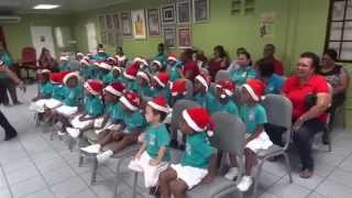 Toddlers' World Early Childhood and Daycare Centre Christmas Carol