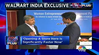 Walmart India CEO Krish Iyer Shares India Growth Plan