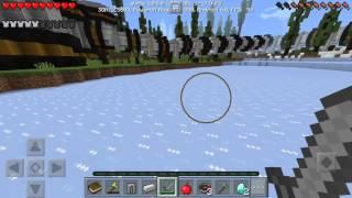 Minecraft PE 1.0.3 Hunger Games